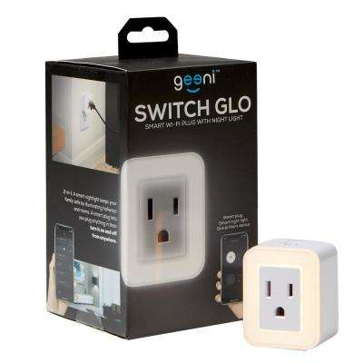 Switch Glo Smart Wi-Fi Plug with Night Light
