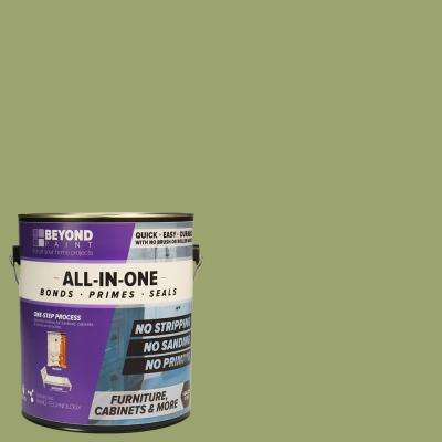 1 gal. Sage Furniture, Cabinets and More Multi-Surface All-in-One Refinishing Paint