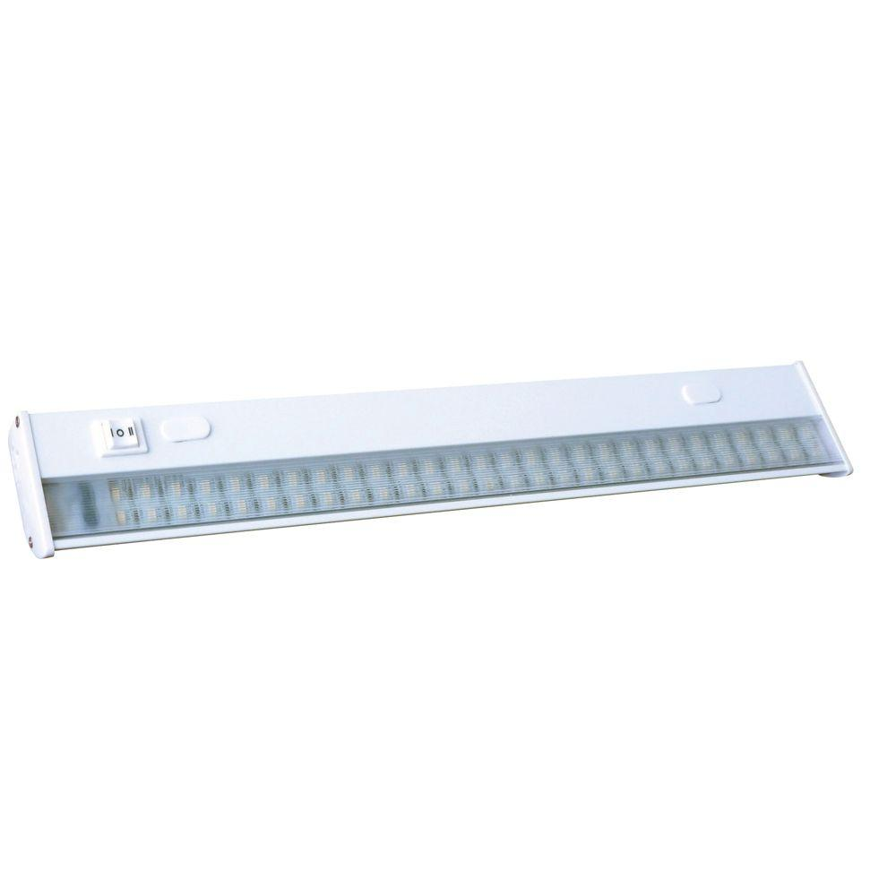 Aspects Arch 1-Light White LED Undercabinet Light