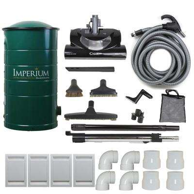 Imperium Central Vacuum with Complete Attachment Kit