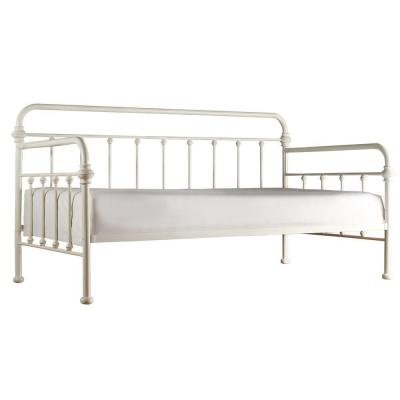 Calabria White Day Bed