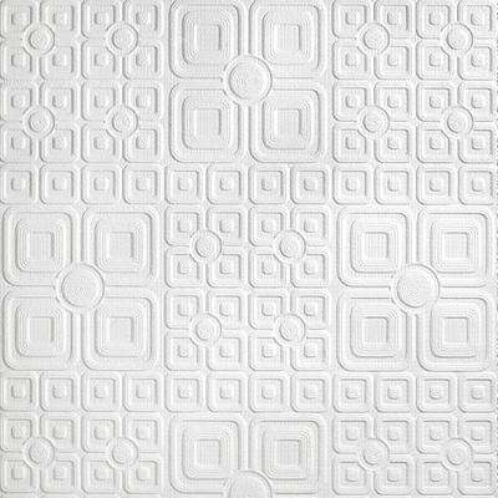 Cottage Garden Paintable Luxury Vinyl Wallpaper Sample