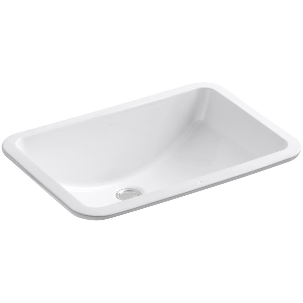 ladena   undermount bathroom sink . undermount bathroom sinks  bathroom sinks  the home depot