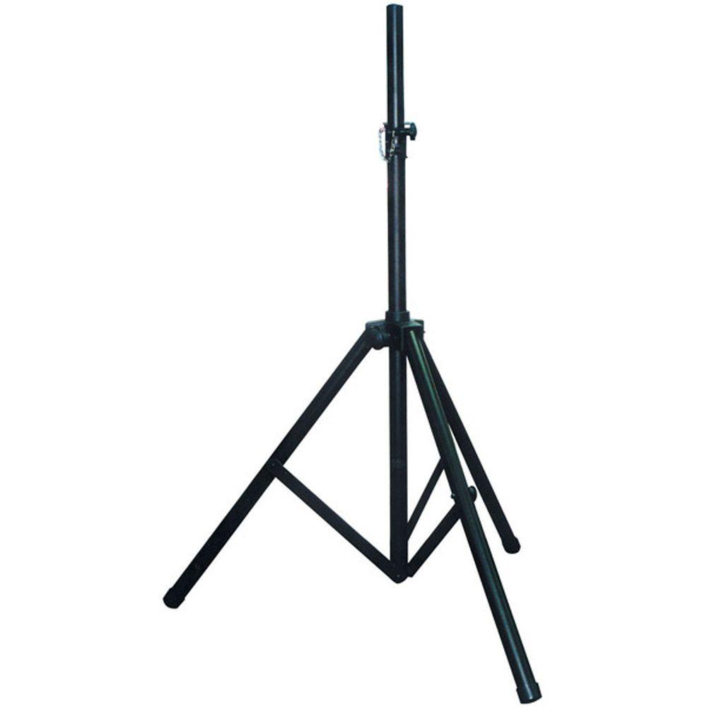 pyle 6 ft tripod speaker stand pstnd2 the home depot. Black Bedroom Furniture Sets. Home Design Ideas