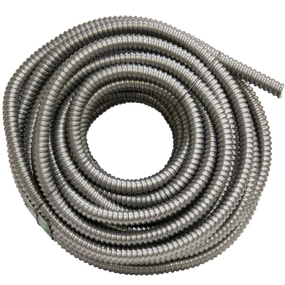 AFC Cable Systems 3/4 x 100 ft. Flexible Aluminum Conduit