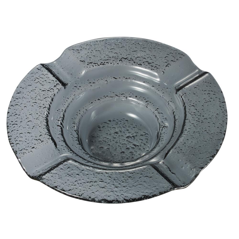 Tanner Round Glass Ashtray