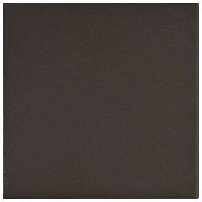 Quarry - Floor - Black - Tile - Flooring - The Home Depot