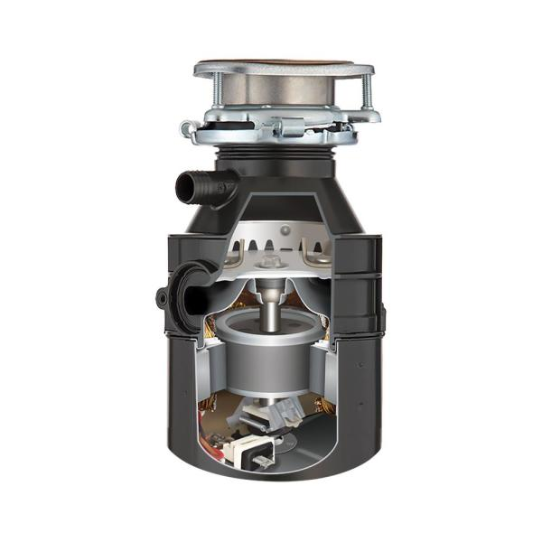 Insinkerator Badger 500 1 2 Hp Continuous Feed Garbage Disposal Badger 500 The Home Depot