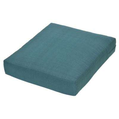 Beverly Charleston Replacement Outdoor Ottoman Cushion