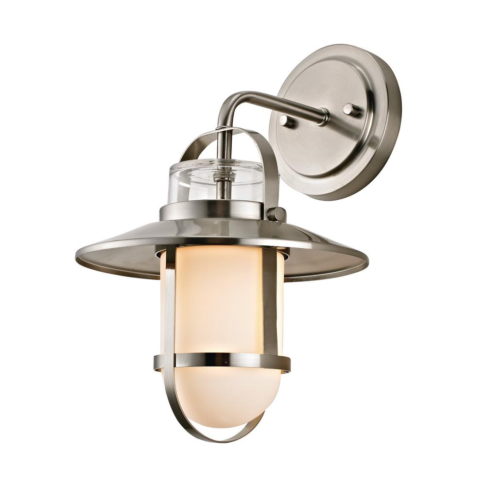 Light Nautical Outdoor Wall Sconce