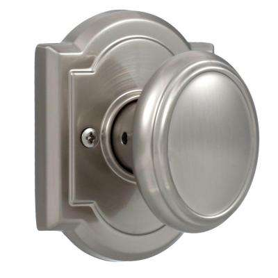 Prestige Carnaby Satin Nickel Dummy Door Knob