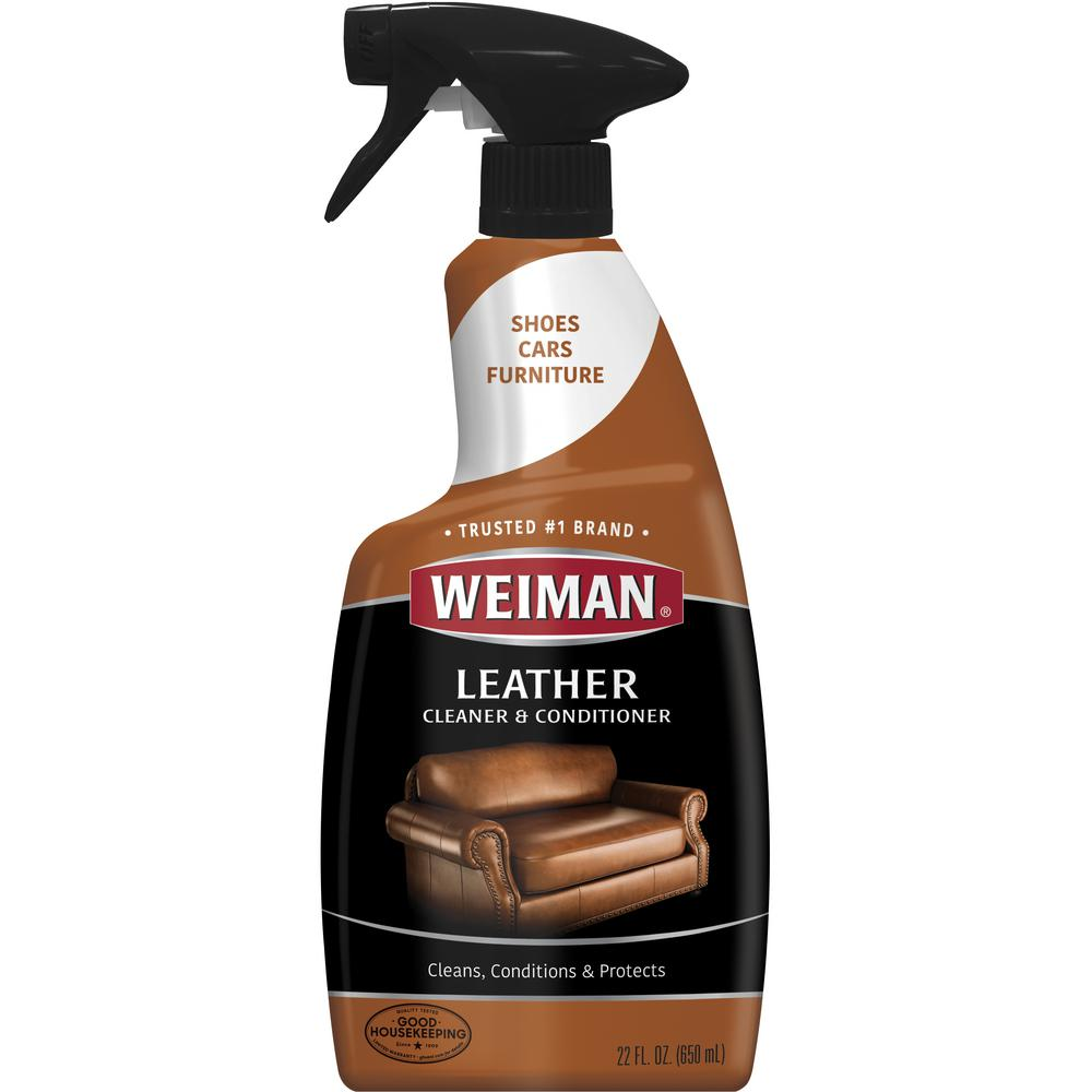 Weiman Weiman 22 oz. Leather Cleaner and Polish