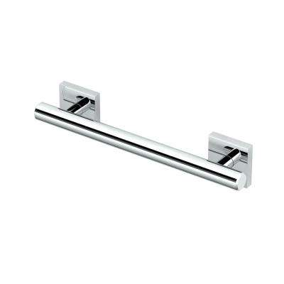Elevate 12 in. Grab Bar in Chrome