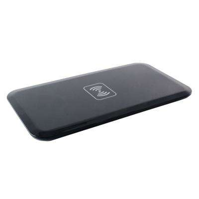 Qi Compatible Wireless Phone Charger, Black