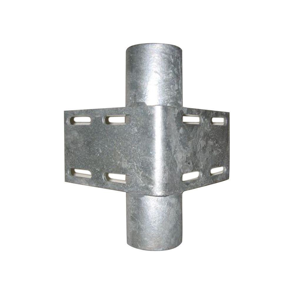3 in. Steel Inside Corner Pipe Holder