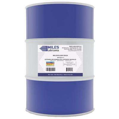 Milesyn SXR 5W20 API GF-5/SN  55 Gal. Full Synthetic Motor Oil Drum