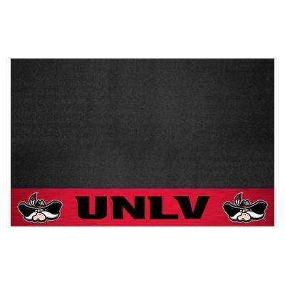 NCAA - University of Nevada, Las Vegas (UNLV) 42 in. x 26 in. Vinyl Grill Mat