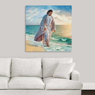"""Be Still My Soul"" by Mark Missman Canvas Wall Art"