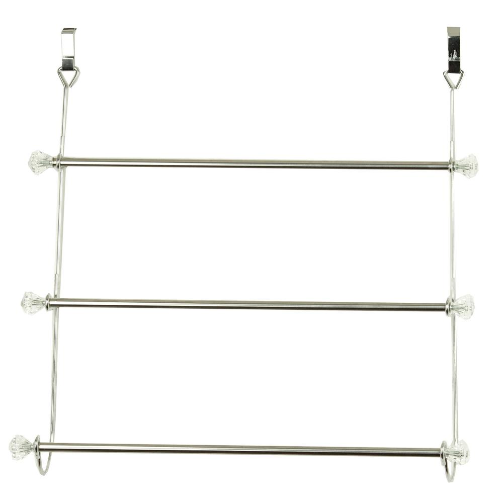 3-Bar Towel Rack in Chrome