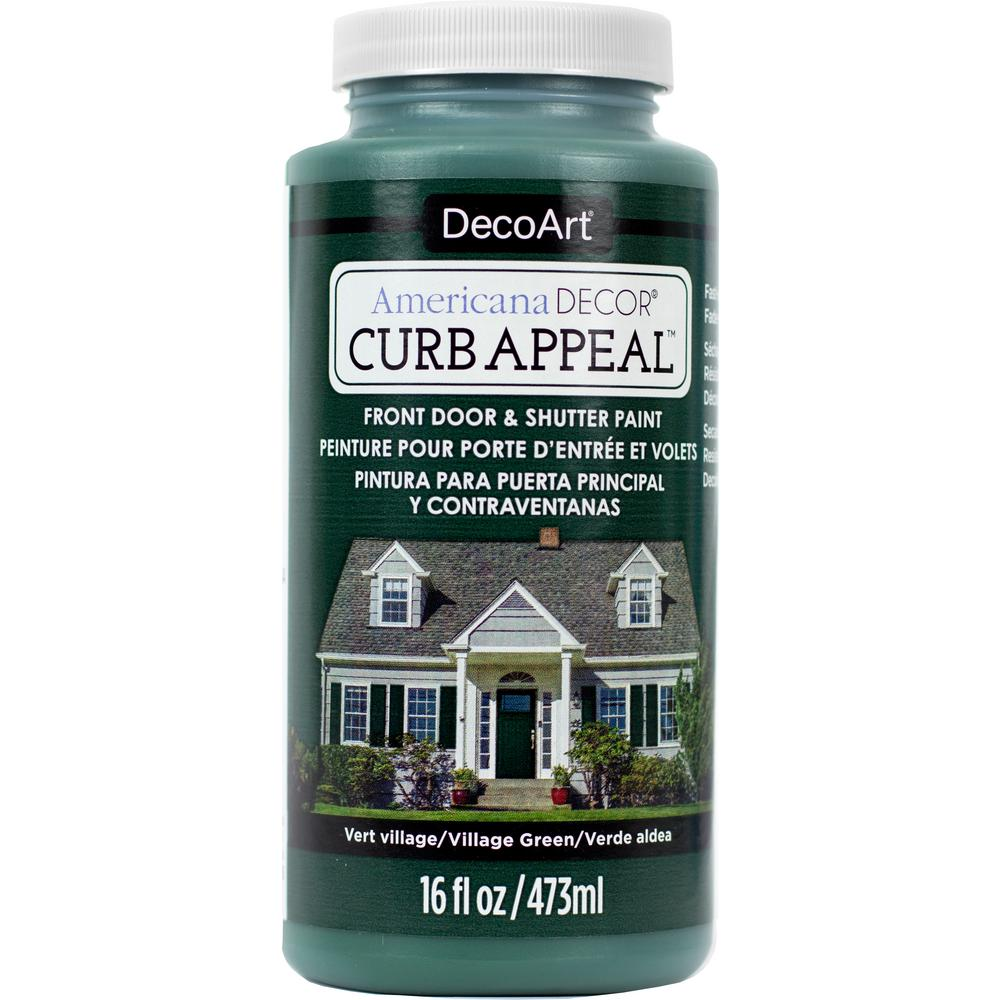 Americana Decor Curb Appeal 16 oz. Village Green Paint
