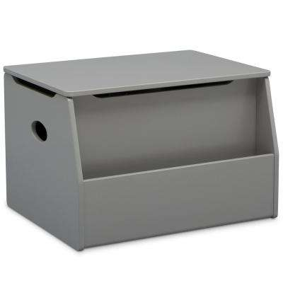 Nolan Grey Toy Box