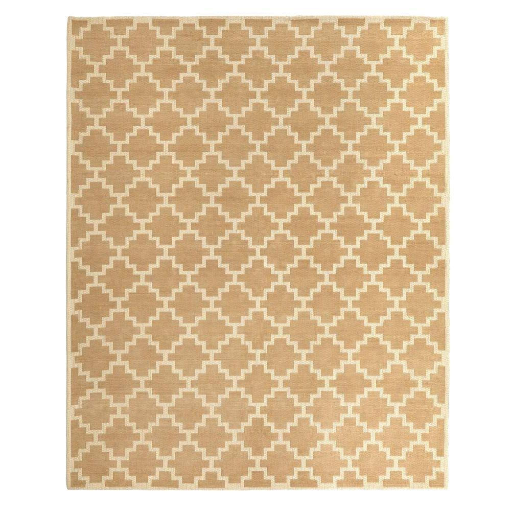 Home Decorators Collection Halifax Taupe Ivory 8 Ft X 10 Indoor Area