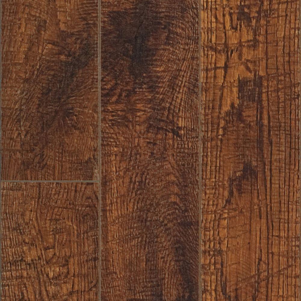 XP Hand Sawn Oak Laminate Flooring - 5 in. x 7 in. Take Home Sample