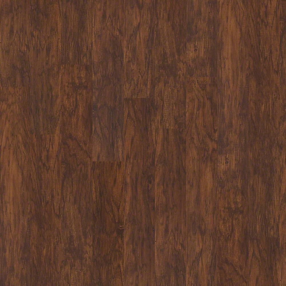 Austin 6 in. x 48 in. Houston Resilient Vinyl Plank Flooring