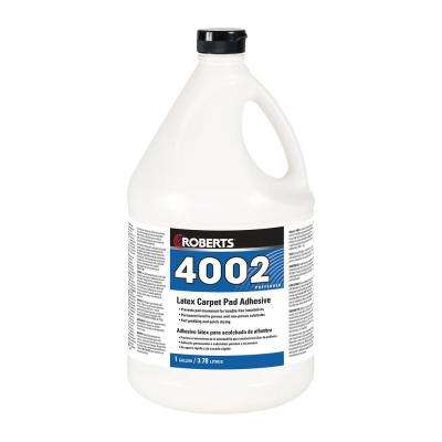 4002 1 Gal. Carpet Pad Glue Adhesive
