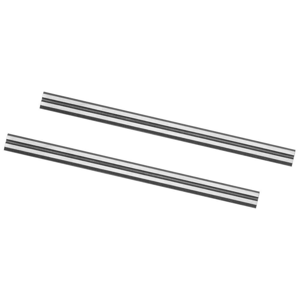 3-1/4 in. High-Speed Steel Planer Blades for Ryobi ZRHPL50K 51K (Set of 2)