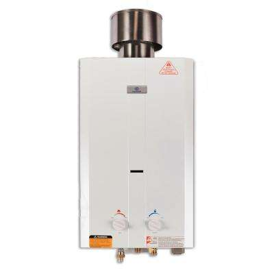 Eccotemp L10 3.0 GPM Portable 75,000 BTU Liquid Propane Outdoor Tankless Water Heater