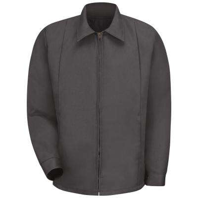 Men's 5X-Large (Tall) Charcoal Perma-Lined Panel Jacket