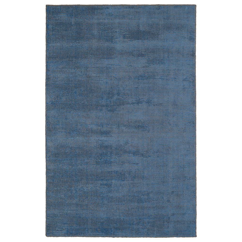 Luminary Blue 9 ft. x 12 ft. Area Rug