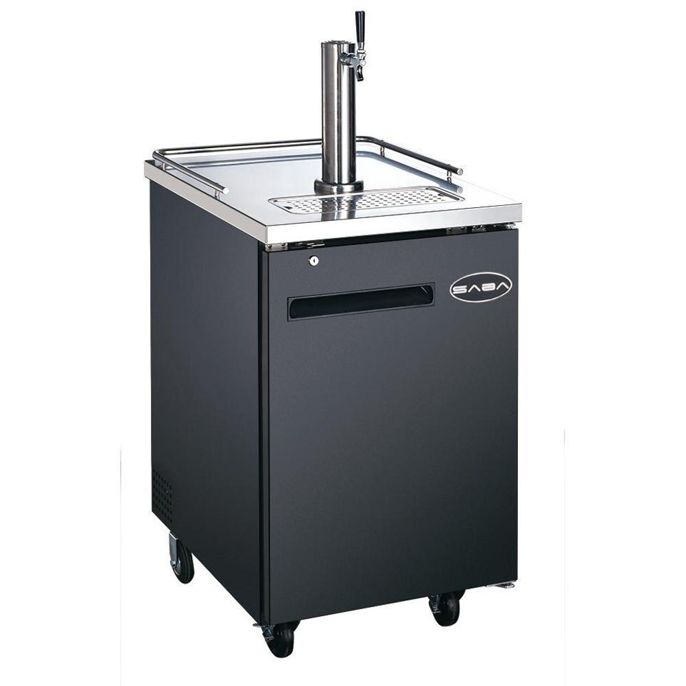Saba One 1 2 Barrel Beer Keg Dispenser Refrigerator Cooler