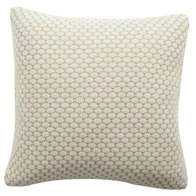 Sweet Knit Printed Patterns Pillow