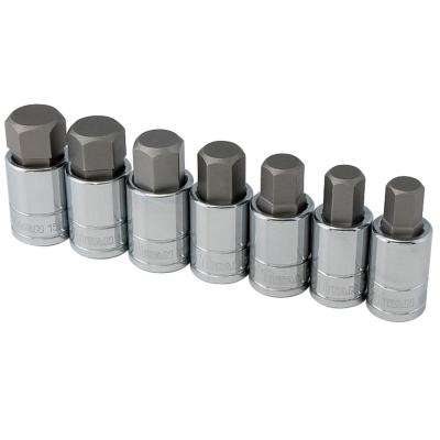 Large Hex Bit Socket Set