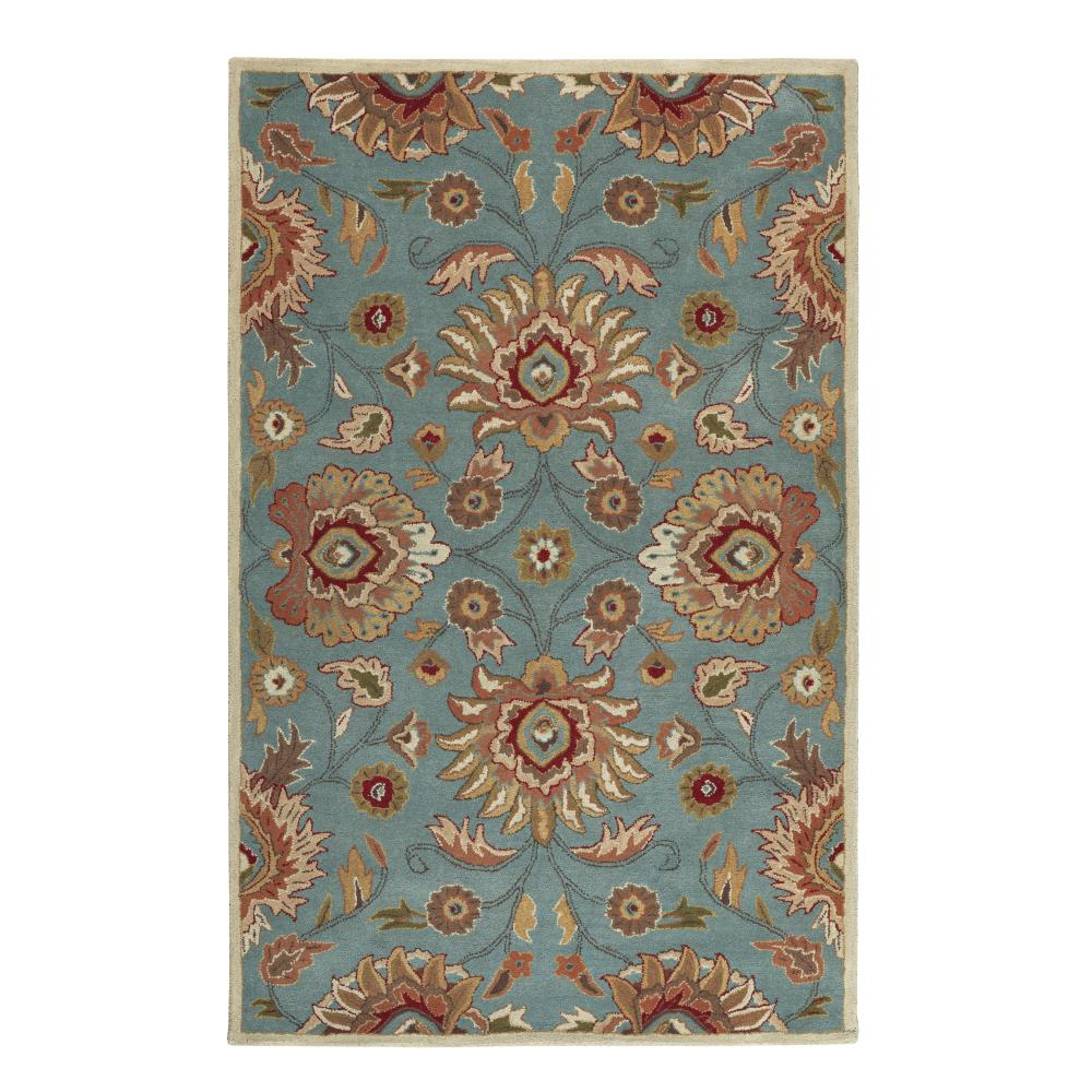 Home decorators collection echelon blue 7 ft 6 in x 9 ft for Home decorators rugs blue