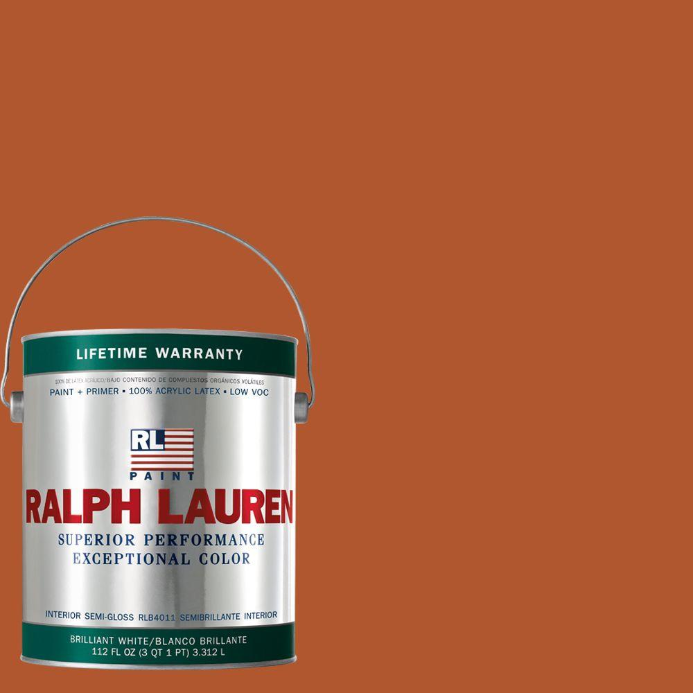 Ralph Lauren 1-gal. Palazzo Semi-Gloss Interior Paint