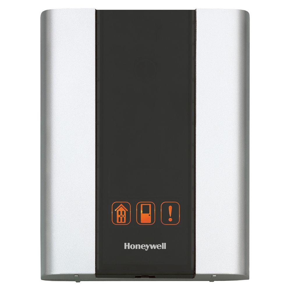 Honeywell Wireless Three Tune Door Chime with 225 ft. Range  sc 1 st  Home Depot & Honeywell Wireless Three Tune Door Chime with 225 ft. Range-RCWL300A ...