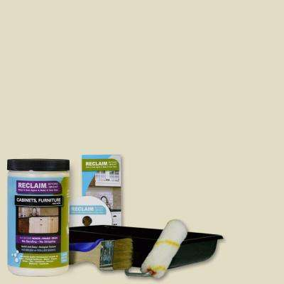 Beyond Paint 1-qt. Off-White All in One Multi Surface Cabinet, Furniture and More Refinishing Kit