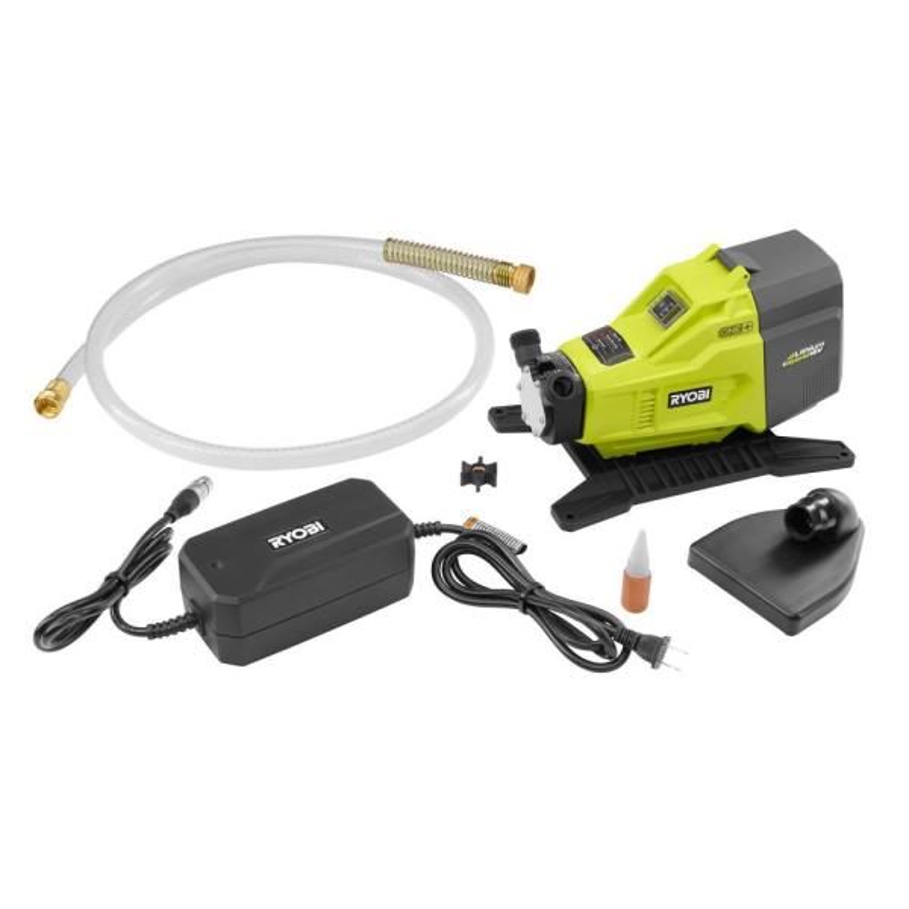 18-Volt ONE+ Hybrid Transfer Pump