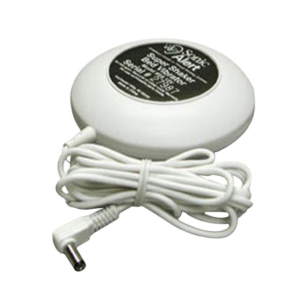 Super Shaker 12-Volt Vibrator - White