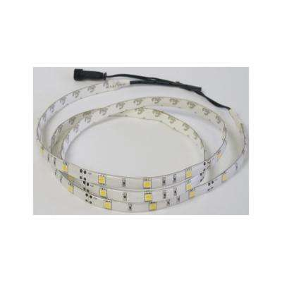 48 in. x 0.25 in. Faux Stone Deck Lighting Low Voltage LED Flex Light Strip