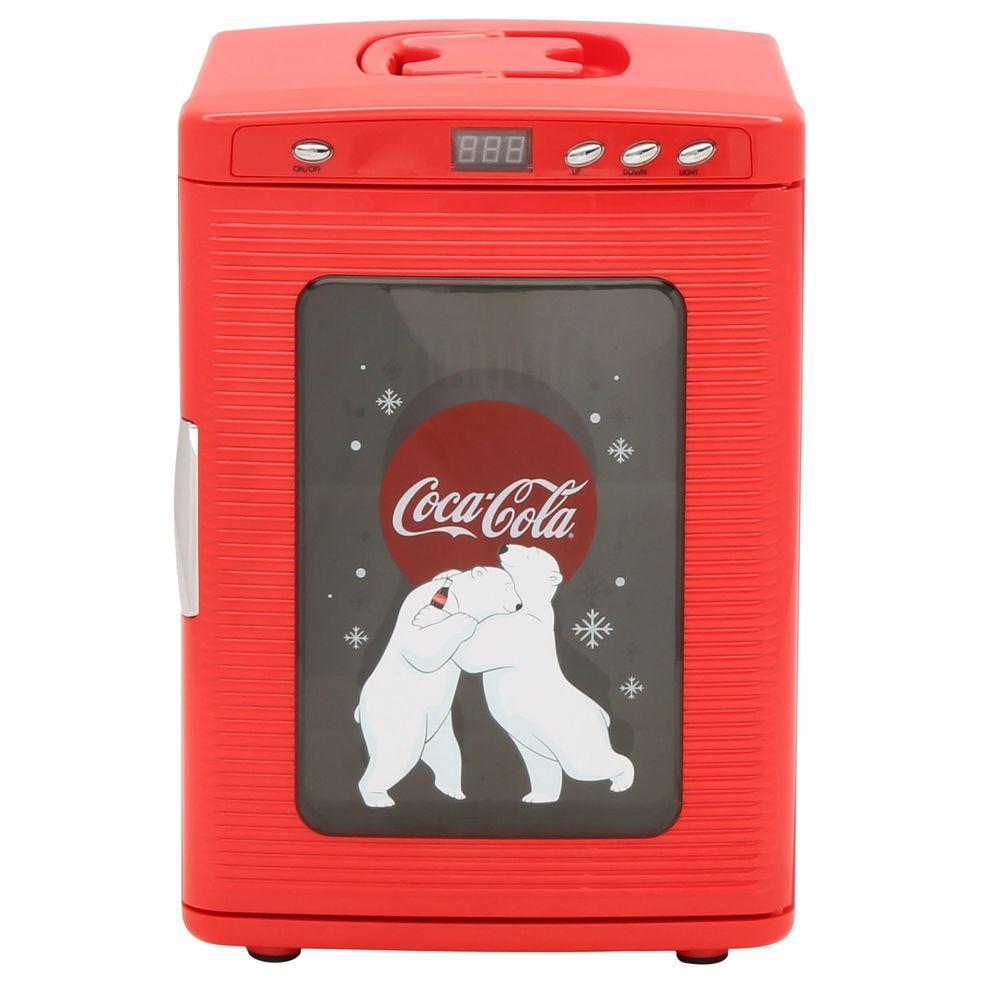 Koolatron 2.21 cu. ft. Coca-Cola Display Fridge