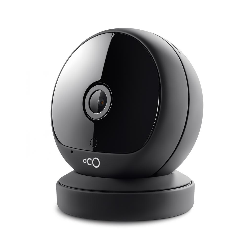 oco 2nd generation full hd 1080p security camera with sd. Black Bedroom Furniture Sets. Home Design Ideas