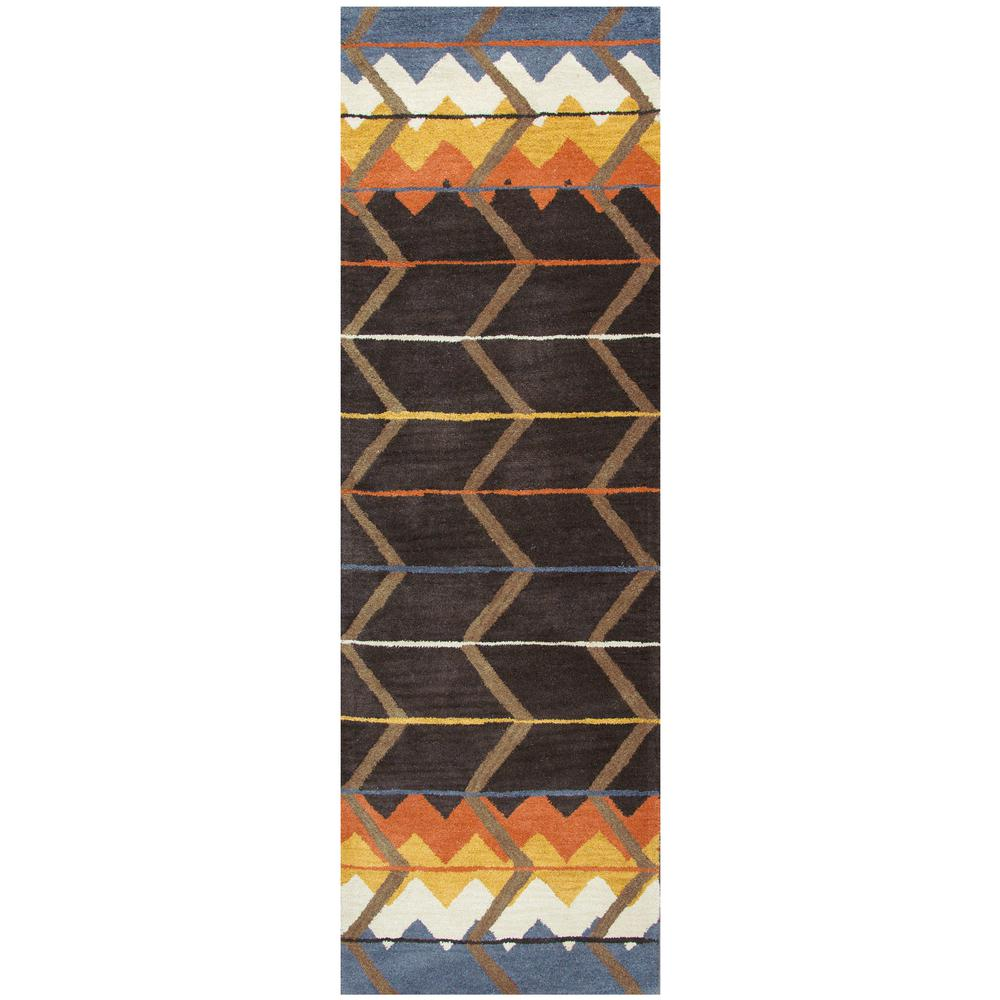 Rizzy Rugs Tumble Weed Loft Multicolor Southwestern 3 ft....