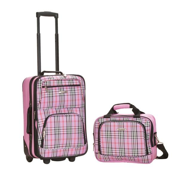 Polyester Luggage Set (2-Piece)
