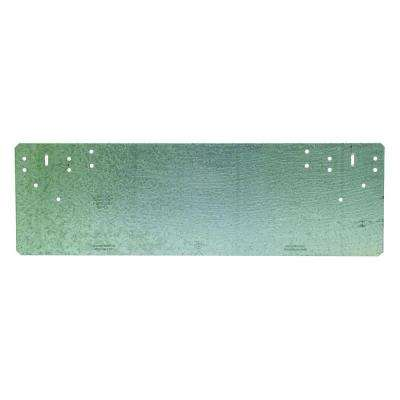 ZMAX Galvanized 5 in. x 16-5/16 in. 16-Gauge Protecting Shield Plate Nail Stopper
