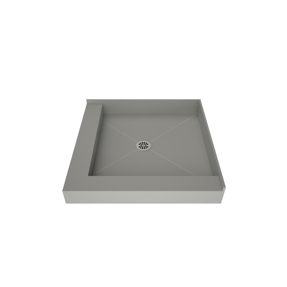 X 36 In Double Threshold Shower Base