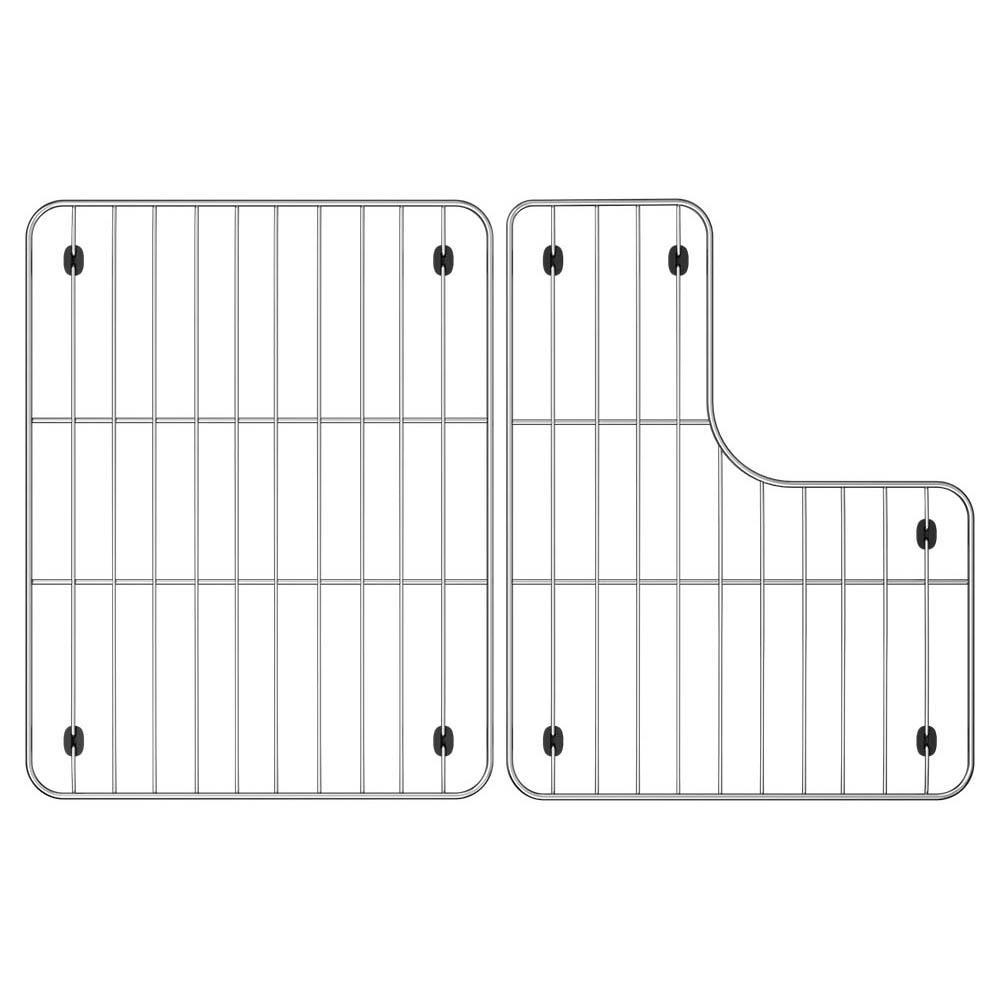 14.75 in. x 11.5 in. Sink Bottom Grid for Kohler-K-6638-ST in Stainless Steel